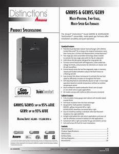 Amana Gmh950904cxa Product Specifications