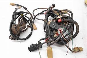 86 Honda Fourtrax 250 2x4 Wire Harness Electrical Wiring