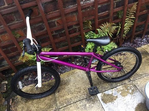 Purple And White Haro Bmx Bike. Stourbridge, Dudley