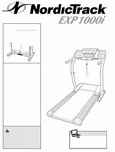 Nordictrack Treadmill Nttl09901 User Guide
