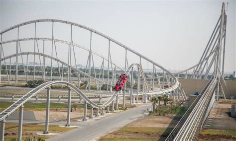 Formula Rossa Height by Best Roller Coasters Listsforall