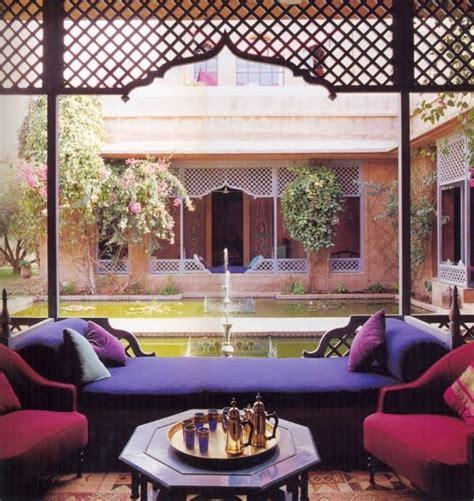 cuisine orientale le canapé marocain qui va bien avec votre salon