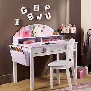 Bureau Ikea Enfant : bureau petite fille vertbaudet visuel 4 ~ Nature-et-papiers.com Idées de Décoration