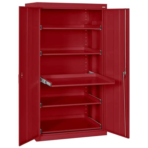home depot metal cabinets sandusky 66 in h x 36 in w x 24 in d steel heavy duty
