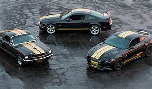 2016 Shelby GT-H Celebrates Hertz Rent-A-Racer 50th Anniversary
