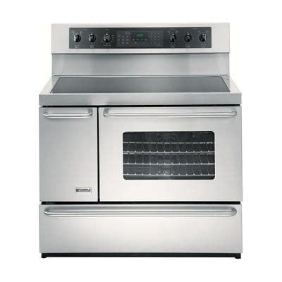side by side oven electric   Kenmore Elite 5.4 cu. ft