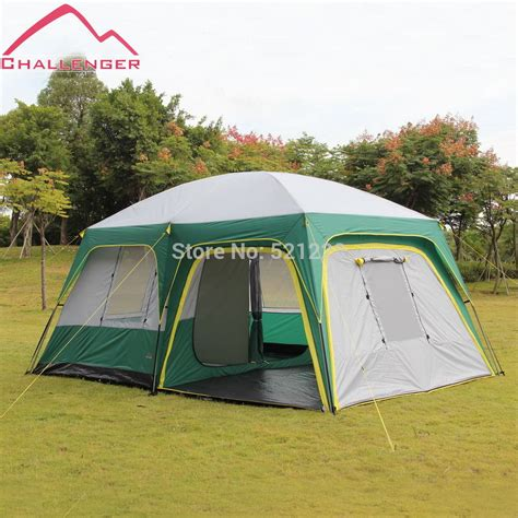 tente 6 places 2 chambres 8 12 person outdoor cing space family cool