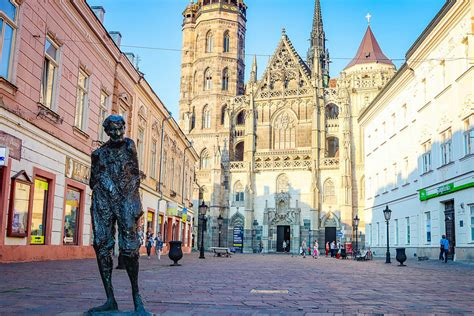 10 amazing things to do in Košice, Slovakia's most