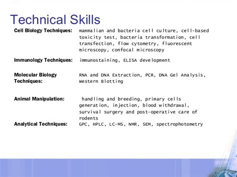Strong Presentation Skills On Resume by Strong Problem Solving Skills Resume Junyu Ma Cv Ph D