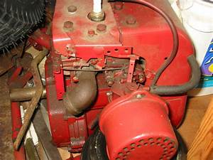 Lawn Ranger Hh60 Throttle Linkage Hookup