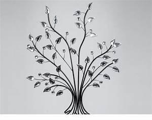 Wanddeko Baum Metall : wanddeko metall silber die neuesten innenarchitekturideen ~ Whattoseeinmadrid.com Haus und Dekorationen