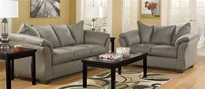 Buy Ashley Furniture 7500538-7500535-SET Darcy Cobblestone