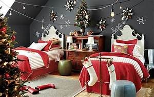 35 Fascinating Ideas To Try For Kids' Room Decor For Christmas