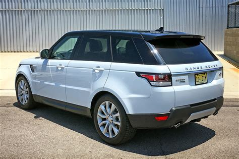 range rover 2016 one week with 2016 range rover sport hse td6