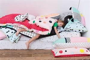 Lit Enfant Sol : quelle est la meilleure option pour l 39 oreiller enfant ~ Nature-et-papiers.com Idées de Décoration