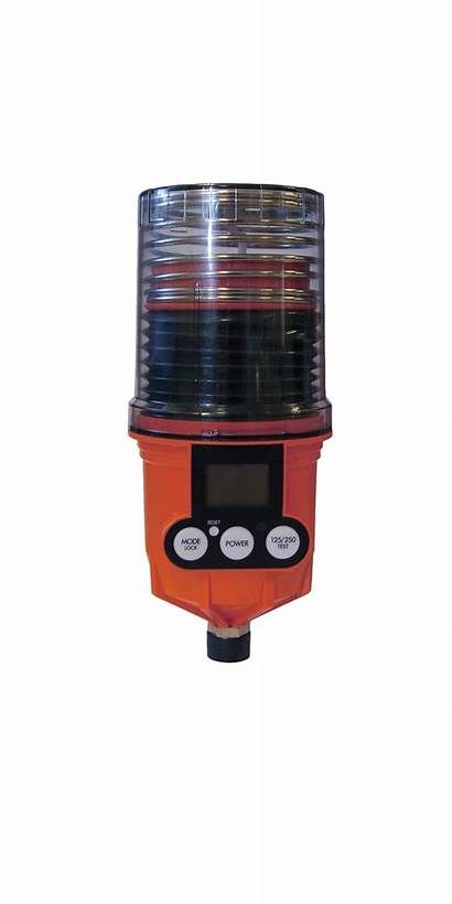 Point Single Lubricator Cm3 Grease Battery