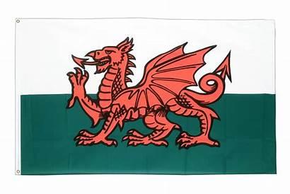 Flag Wales Pays Drapeau Galles Flagge Ft