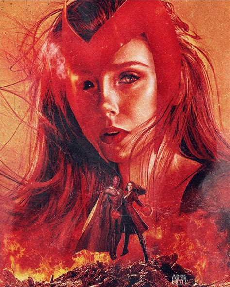 *Wanda Maximoff/Scarlet Witch : WandaVision* - Disney ...