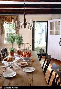 Home, U0026, Interior, Design, Style, Guide, New, England, Farmhouse