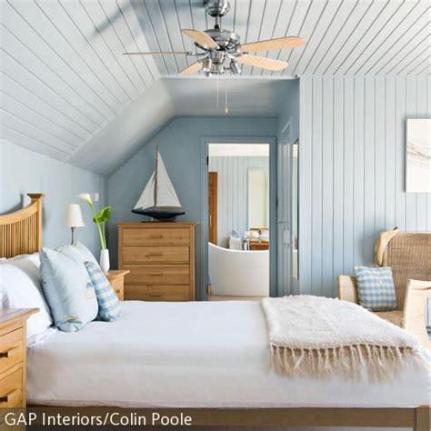 Maritimes Schlafzimmer Schlafzimmer In Weiss Und Blau Einrichten by Maritime Deko F 252 R Seeb 228 Ren Und Landratten In 2019