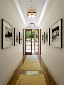 A few ways to enhance the beauty of your hallway for Narrow hallway lighting ideas