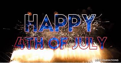 4th July Fireworks Happy Firework Animated Gifs