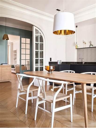 Haussmannien Appartement Parisian Apartment Kitchen Hermand Square