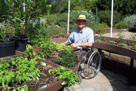 44 Best Images About Wheelchair Gardening On Pinterest
