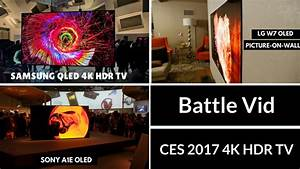 Qled Vs Oled : samsung qled vs lg w7 oled vs sony a1e oled which is better youtube ~ Eleganceandgraceweddings.com Haus und Dekorationen