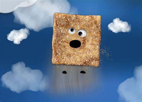 cinnamon toast crunch game  shelley julie show