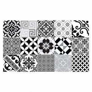 Tapis Vinyle Sol : tapis carreaux de ciment le top 5 s lection shopping ~ Premium-room.com Idées de Décoration