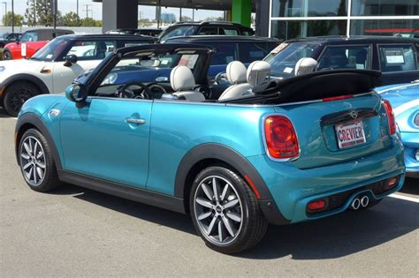 Mini Cooper Convertible 2019 by 2019 New Mini Cooper S Convertible At Crevier Mini Serving
