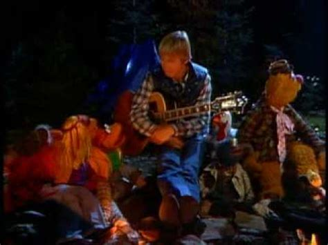 john denver and the muppets man eating chicken and