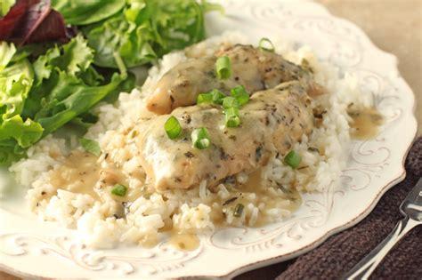 crock pot chicken breast recipes pammys crock pot chicken breast and gravy recipe food com