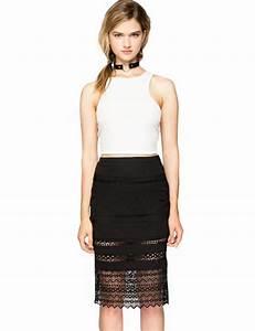 Skirt fitted midi skirt trendy skirts crochet midi skirt fall outfits midi skirt fitted ...