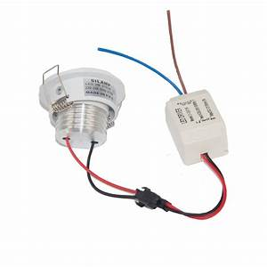 Mini Spot Led Encastrable : mini spot encastrable led cob 3w 45 rond orientable silamp ~ Dode.kayakingforconservation.com Idées de Décoration