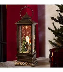 Lanterne De Noel : la lanterne fa on boule neige une d coration de no l po tique ~ Teatrodelosmanantiales.com Idées de Décoration