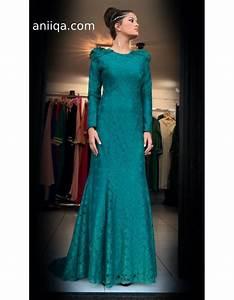 robe de soiree dentelle vert emeraude leila aniiqacom With robe de soirée vert émeraude