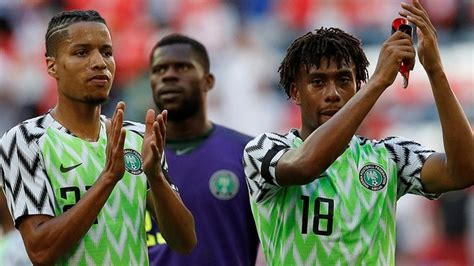 Fifa World Cup Nigeria Name Final Member Squad