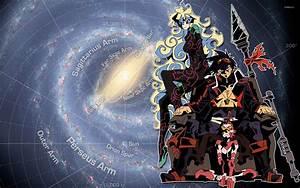 Nia and Kittan - Gurren Lagann wallpaper - Anime ...