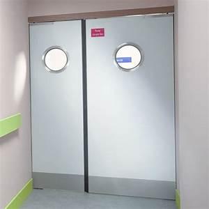 Porte Coupe Feu Prix : bloc porte va et vient das cf 1h double vantail sans ~ Dailycaller-alerts.com Idées de Décoration