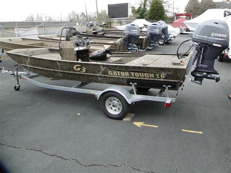 G3 Boats For Sale by G3 Boats 1656ccj Boats For Sale Boats