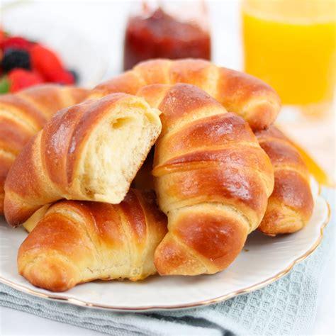 Brioche croissant - Mariëlle in de Keuken