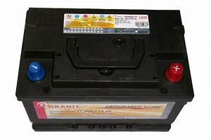 Batterie 74 Ah : batterie starterbatterie 12v 74 ah granit endurance line ~ Jslefanu.com Haus und Dekorationen