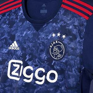 Ajax 17-18 Away Kit Released - Footy Headlines  Ajax