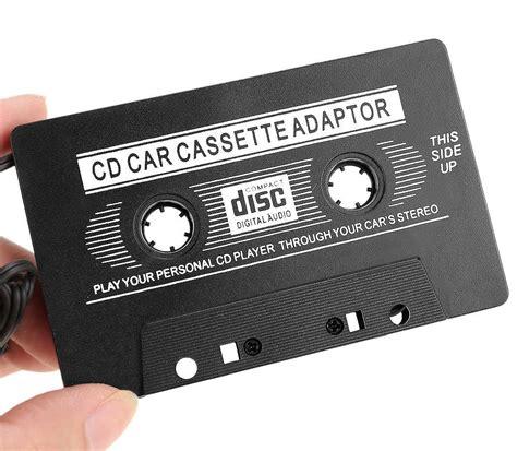 cassette car car cassette aux audio adapter cd ipod iphone player