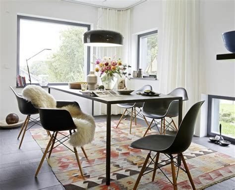 teppich für esszimmer skandinavisch einrichten die sch 246 nheit des skandinavischen stils