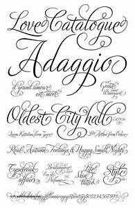 Wedding Invitation. Beautiful Wedding Invitation Fonts for ...