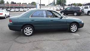 1996 Mazda 626  Green - Stock  Tr11103