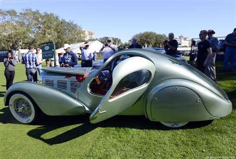1934 Bugatti Type 57 Image. Chassis Number 57104